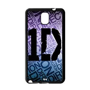 LeonardCustom Protective Hard Rubber Coated Cover Case for Samsung Galaxy Note 3, One Direction -LCN3U159