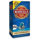 Cápsulas Nespresso® Marcilla Descafeinado (10 cápsulas)