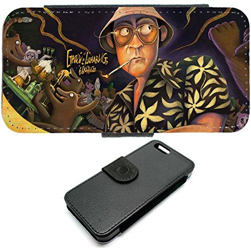 iPhone 6Brieftasche Angst und Abscheu in Las Vegas Telefon Fall Johnny Depp