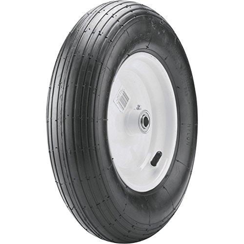 Replacement Tire for Wheelbarrow Assemblies - 13.5 x ()