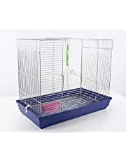 Pet's Solution Gabbia per Uccelli canarino cocorite bengalini Diamantini