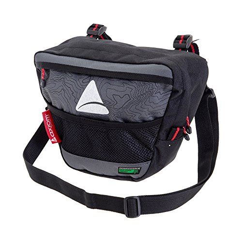 Axiom Bag Axiom Handlebar Seymour O-Weave P4 Grey/Black – 404051-01