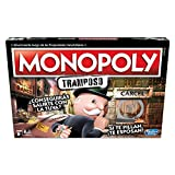 Hasbro Gaming Juego Monopoly Cheaters (Tramposo)