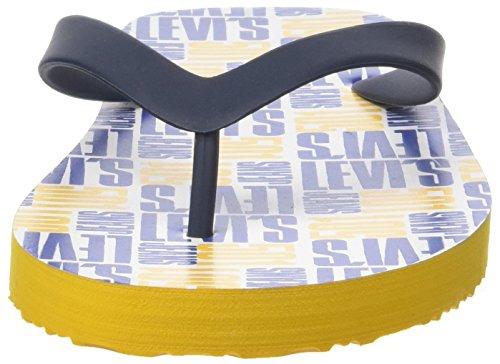 Miesten Sininen Varvassandaalit Allover Levin tummansininen 117 Dixon dIxwwtFfq