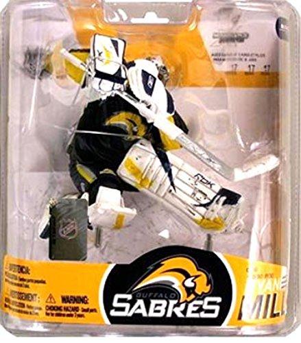 Ryan Miller Buffalo - McFarlane Toys NHL Series 17: Ryan Miller - Buffalo Sabres