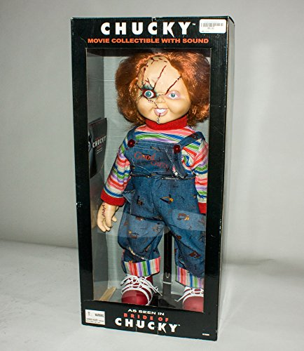 Talking Bride of Chucky Doll Lifesize Good Guy Large Action Figure Child's Play (Chucky Dolls)