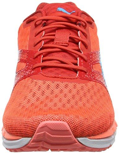 Ignite Orange Red Nrgy Femme 2 Puma 300 Peach white Multisport Outdoor Chaussures poppy Speed 8txqzE7zwH