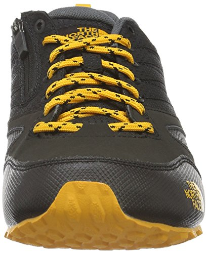 The North Face M Verbera Fc (Free Climb), Botines para Hombre Negro (Black)
