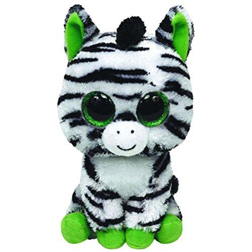 TY Beanie Boos Zig Zag Zebra 15 cm (Zig Zag Beanie)