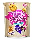 Little Piggies Minis Dog Treats Blueberry Flavor, 7 Oz