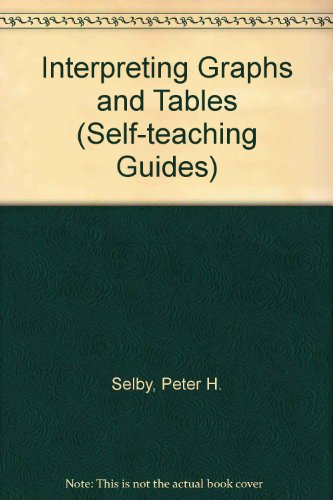 Interpreting graphs and tables (Self-teaching guides)