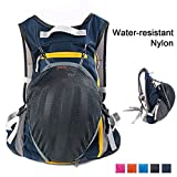 Soloom 15L Hiking Daypacks,Packable Ultra Lightweight Outdoor Cycling Backpacks Nylon Camping Rucksack Hikers Backpack