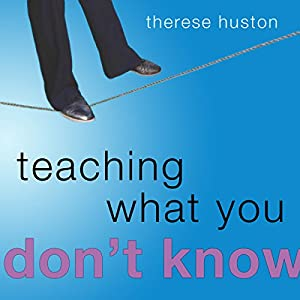 Teaching What You Don't Know Audiobook