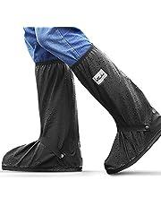 Fundas reutilizables e impermeables para zapatos para hombres y mujeres, fundas para zapatos de lluvia, nieve, protector antideslizante para zapatos para ciclismo, pesca, caza, lavado de coches, jardinería, senderismo y agricultura