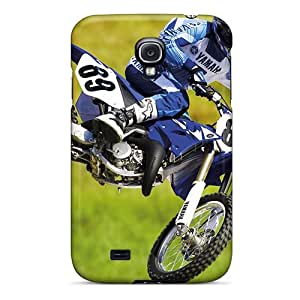 New Arrival Galaxy S4 Case High Quality Motocross Case Cover