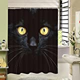dark grey curtains argos Jesus E Pecor A Lonely Wolf in The Blue Sky is Think Something Fashion Custom Shower Curtain Animal Wolf Pattern Bathroom Decor Drop Shipping