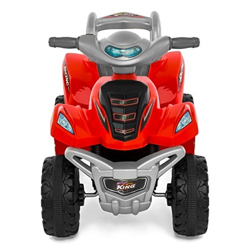 Best Choice Products Kids Atv 6v Toy Quad Battery Power