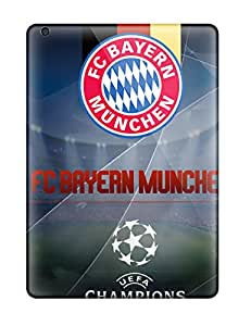 [qrH8598IyNB]premium Phone Cases For Ipad Air/ Fc Bayern Tpu Cases Covers