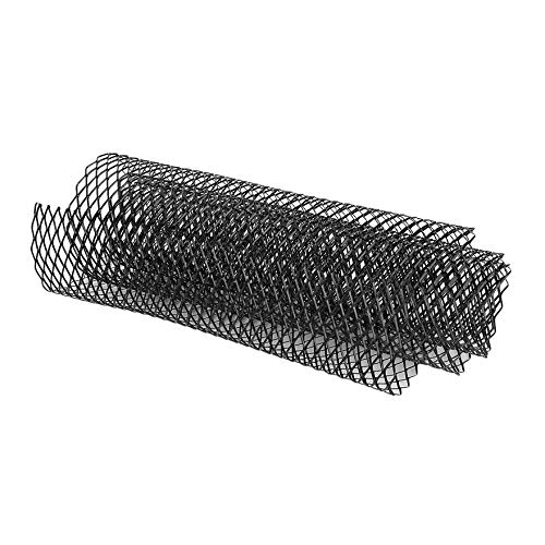 100x 33cm Aluminum Racing Grille Mesh Car Tuning Grill Rhombus Front Racing Grille Trim Cover For Cars Vehicle Grille Reseau