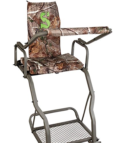Summit Solo Deluxe Ladder Stand by Summit Treestands (Image #1)
