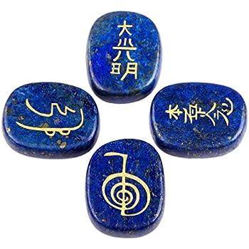 Amazon.com: Piedras para chakras, cristales de curació ...
