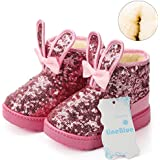 Blue Line Girls Boots, Bunny Kid Boots Warm...