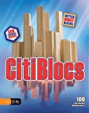 CitiBlocs 100-Piece Natural-Colored Building Blocks