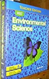 img - for Environmental Science Teacher Edition book / textbook / text book