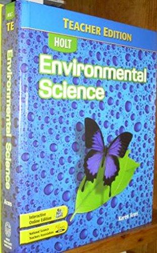 Environmental Science Teacher Edition
