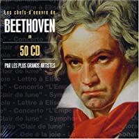 Beethoven: The Collector's Edition [50-CD Box Set]