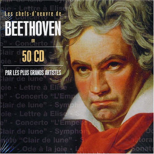 Beethoven: The Collector's Edition [50-CD Box Set] by EMI Classics France