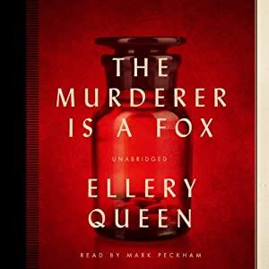 The Murderer Is a Fox Audiobook
