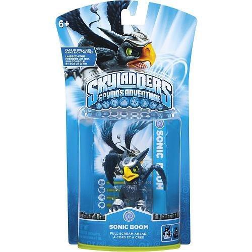 Skylanders Spyro's Adventure: Sonic Boom - stylishcombatboots.com