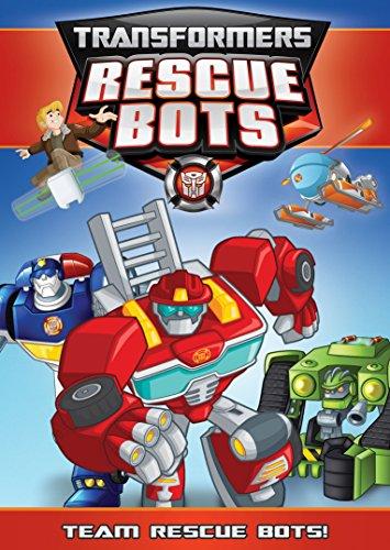 Transformers Rescue Bots: Team Rescue Bots! (Transformers Rescue Bots Roll To The Rescue)