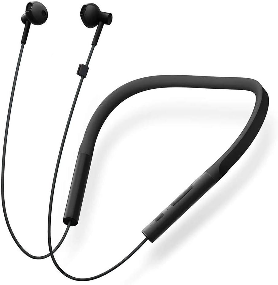 Amazon Com Xiaomi Mi Bluetooth Neckband Earphone Home Audio Theater