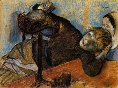Edgar Degas - The Milliner - Metropolitan Museum of Art - New York, NY 30