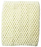 "Wholesale Princess 6"" Crochet Headband/Tutu Top Ivory"
