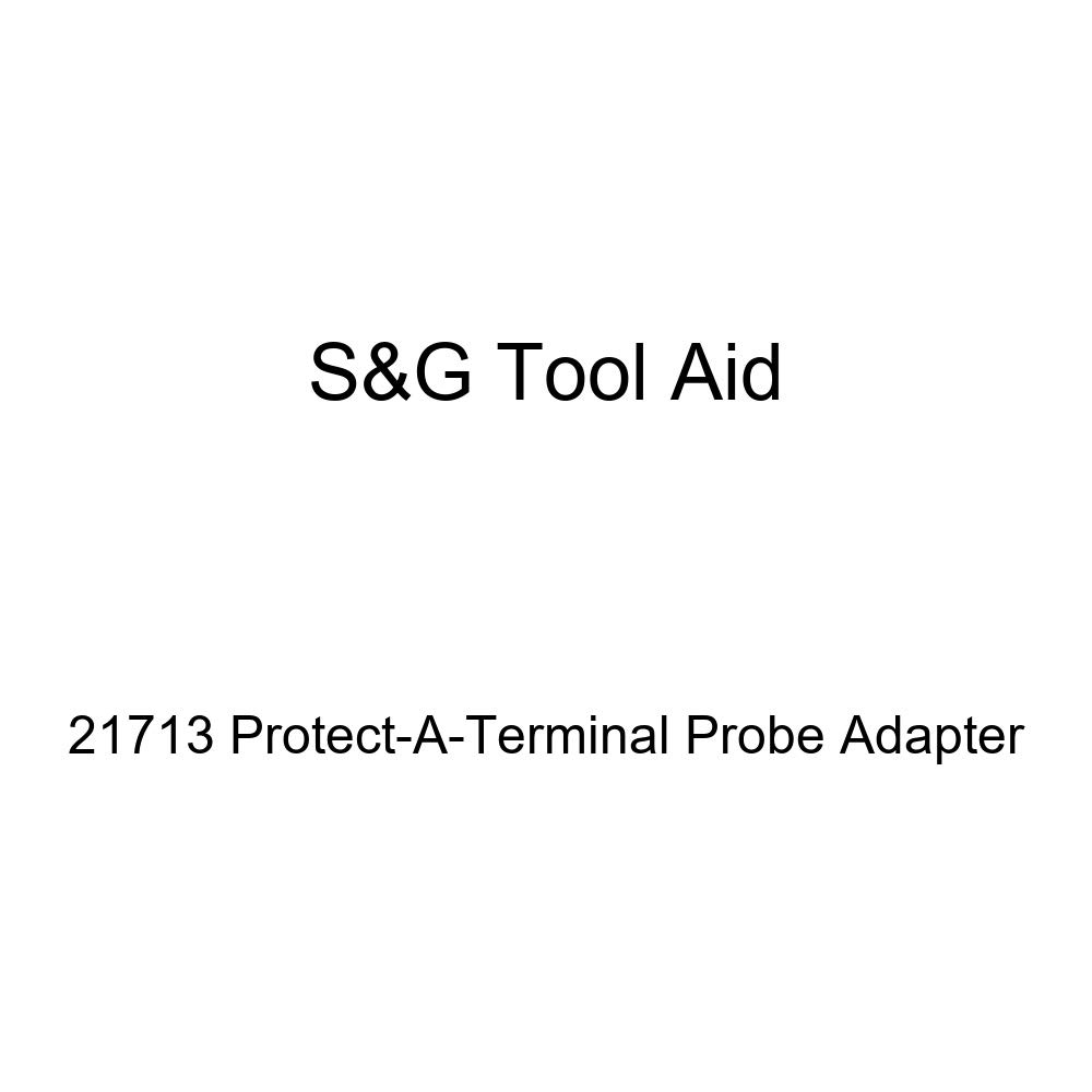 Tool Aid S/&G 21713 Protect-A-Terminal Probe Adapter S/&G Tool Aid