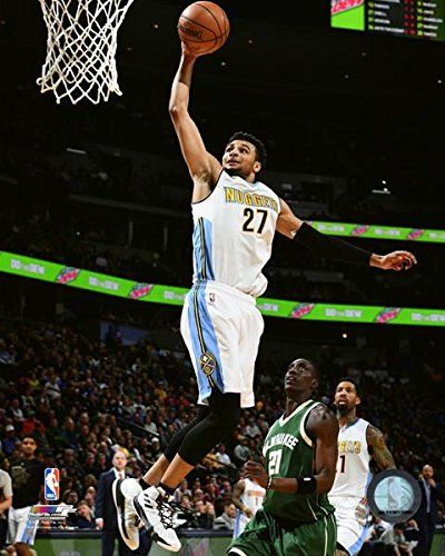 "Jamal Murray Denver Nuggets NBA Action Photo (Size: 8"" ..."