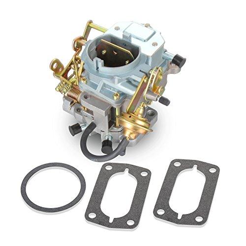 AutoHorizon Carburetor Carb MB-172-HCY For Dodge Chrysler 318 Engine Carter BBD Lowtop 2 Barrel V8 5.2L (Chrysler Carburetor)
