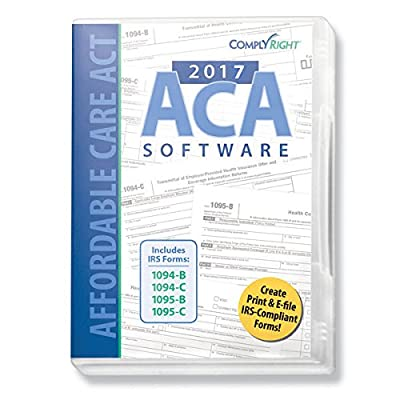 ComplyRight ACA Software 2017