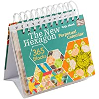 The New Hexagon Perpetual Calendar: 365 Blocks