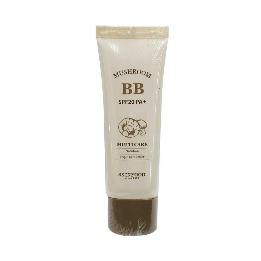 Skinfood Mushroom Multi-Care BB Cream SPF20PA+ - #1 Bright Skin 1.7oz/50g Skin Food SFM51-B01