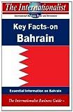 Key Facts on Bahrain, Patrick Nee, 1495223671