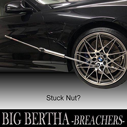 Keyfit Tools BIG BERTHA BREACHERS 1/2 I.D. & 1