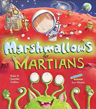 book cover of Marshmallows for Martians