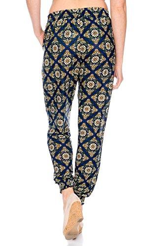 Kendindza Collection - Pantalón - chino - para mujer XB-7725-Blau