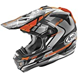 Arai VX-PRO4 Bogle Orange Frost Offroad Motorcycle Helmet Medium (More Size Options)