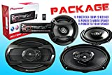 pioneer deh 80 - PACKAGE ! Pioneer DEH-150MP CD-Receiver + Pioneer TS-A6965R Car Speaker + Pioneer TS-F1634R Car Speakers