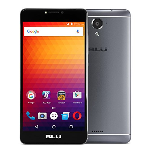 [해외]BLU R1 Plus - 4G LTE 잠금 해제 스마트 폰 - 32GB + 3GB RAM - 흑백/BLU R1 Plus - 4G LTE Unlocked Smartphone - 32GB + 3GB RAM -Black
